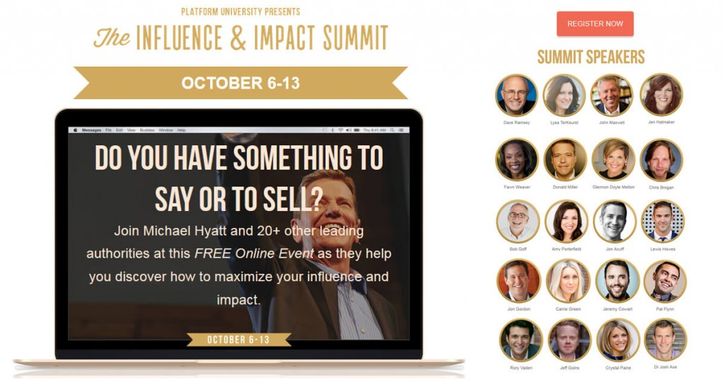 Influence & Impact Summit