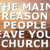 THE MAIN REASON PEOPLE LEAVE YOUR CHURCH