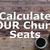 Calculate YOUR Church Seats