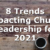 8 Trends Impacting Church Leadership for 2021